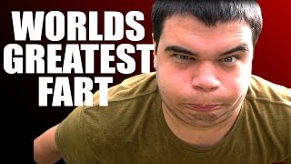 When You Eat Bad Mexican Food... (Worlds Biggest Fart)