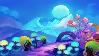 Fantasy Music - Legend of the Night Blossoms