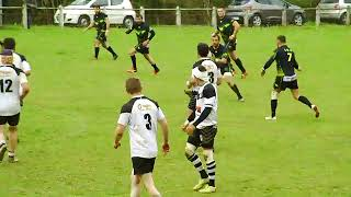 RUGBY A XIII ASPET V LA REOLE BEGLES  A 3 02