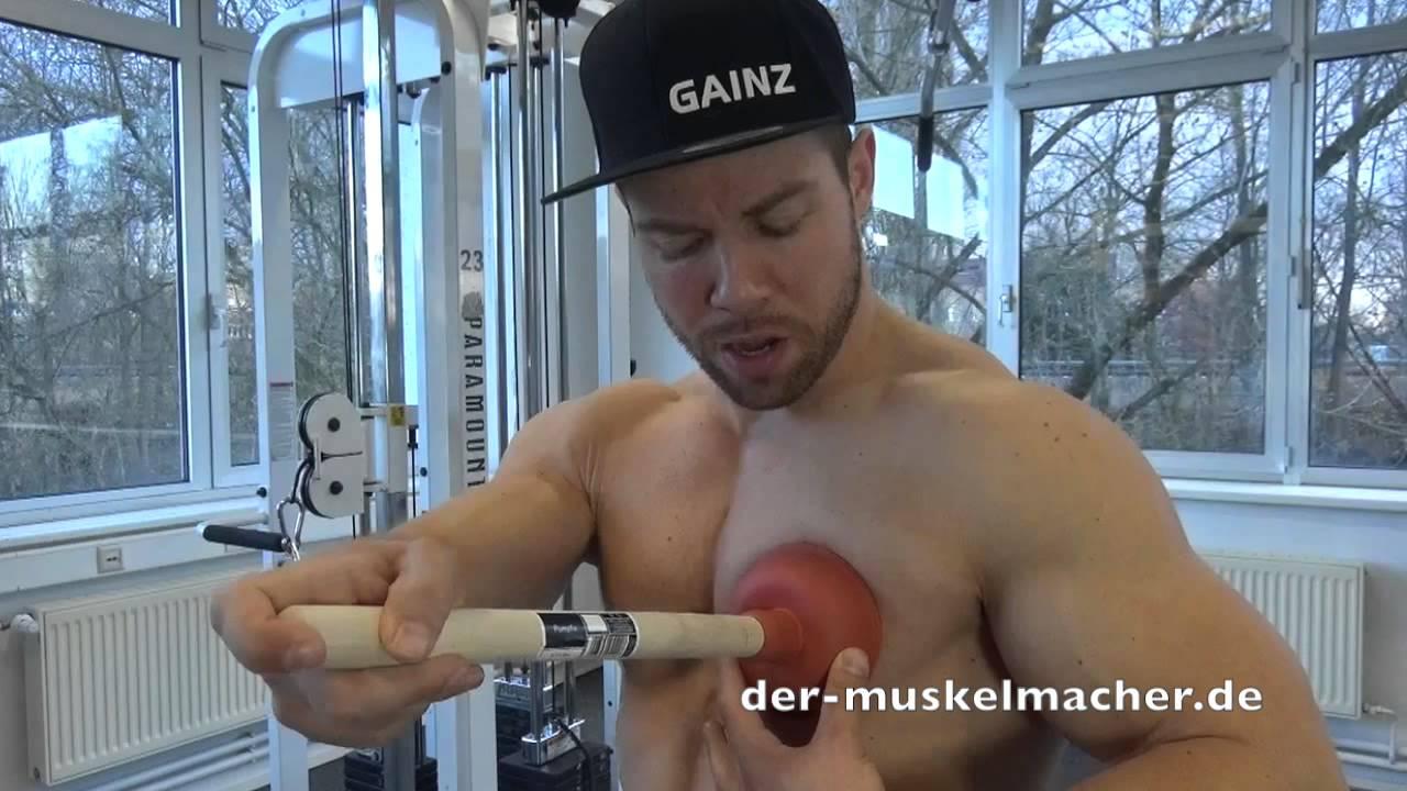 Der geheime Muskel Trick - Pumpen statt trainieren! - YouTube