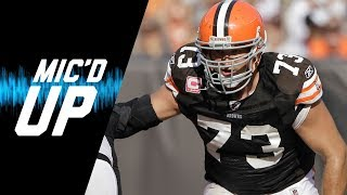 Best of Joe Thomas Mic'd Up | Sound FX | NFL Films