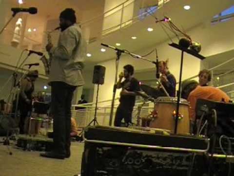 The Convergence live at the High museum of art Atlanta. Jan 20 2017 Set 1
