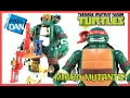 Teenage Mutant Ninja Turtles Micro Mutants Raph Train & Battle Mini Playset Video Review video