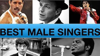 Top 30 Best Male Vocalists of all time