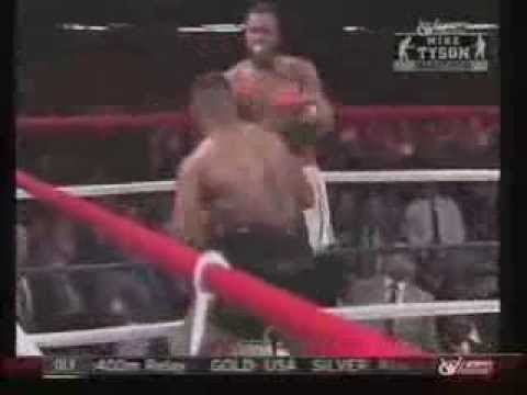 Download Mike Tyson vs Larry Holmes   Full Fight 1988   Round 4 KO