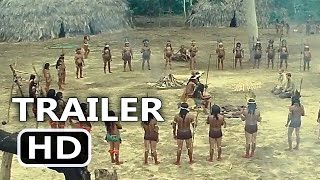 The Lost City of Z TRAILER (Mysterious City in Amazon MOVIE - 2017)