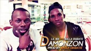 Gambar cover LIL IBA & BALLA DIABATE  ''DAMONZON''