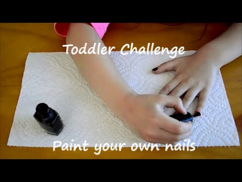 Could It Be Safe to color Your Toddler's Nails