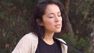 Смотреть клип Kina Grannis - Beyond The Sea