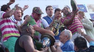 Mangueira, la escuela reina del carnaval de Rio