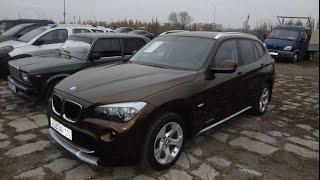 Обзор BMW X1 2012