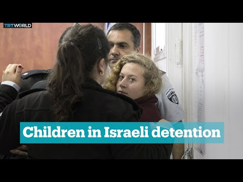 What happened to Ahed Tamimi after her arrest?