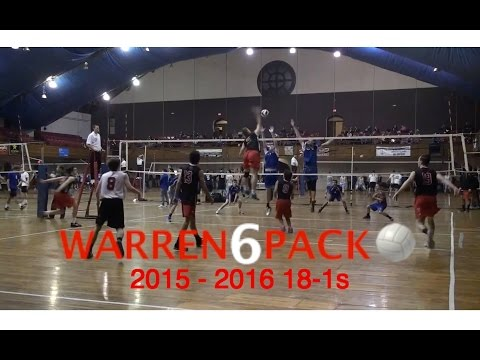 Warren Sixpack 18-1s Attacking Highlights