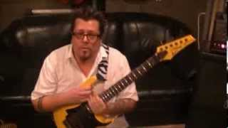 How to play Down Boys by Warrant(GUITAR SOLO)by Mike Gross