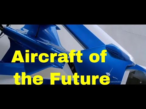 Aircraft Of The Future