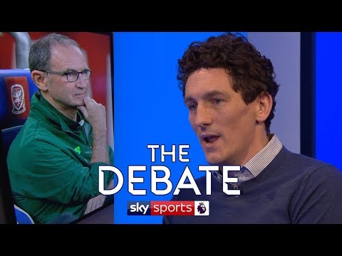 Where did things go wrong for Martin O'Neill and the Republic of Ireland?   The Debate