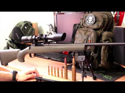 Howa 1500 обзор снайперской винтовки. Howa rifle review