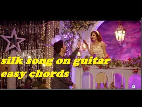 Silk song on guitar tutorial    Armaan Malik   Shirley Setia