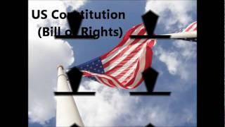 US Constitution vs US Patriot Act
