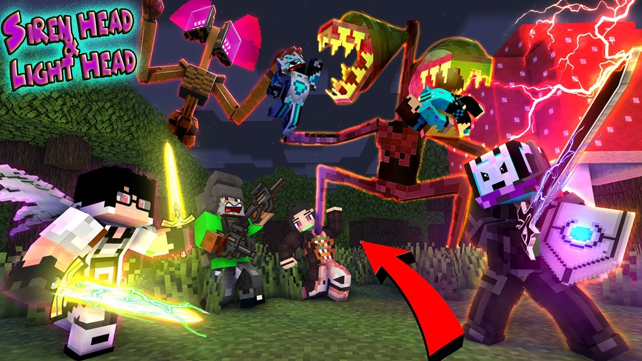 ANIMASI SIREN HEAD PART 2 ! BOCHIL FOTO BARENG TOA DAJJAL AUTO MENINGGAL RIP ! - Minecraft Animation