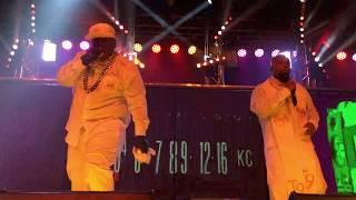 14 - The Industry Is Punks, Wifi (WeeFee), Midwest Choppers - Tech N9ne & Krizz Kaliko (Live NC '17)