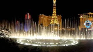 Video Bellagio Fountains - Andrea Bocelli & Sarah Brightman - Time To Say Goodbye (HD) download MP3, 3GP, MP4, WEBM, AVI, FLV April 2018