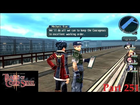 The Legend of Heroes: Trails of Cold Steel II PS3 Playthrough - Part 251