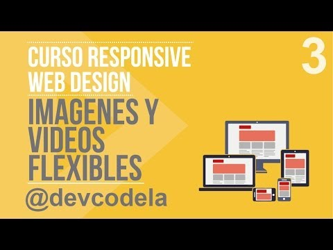 Curso Responsive Web Design: Imagenes y Video Flexibles