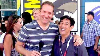 Trolling Grant Imahara of Mythbusters