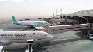 مطار الملك خالد الدولي من بين الأكبر عالميا