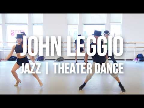 John Leggio | Jazz / Theater Dance | Steps on Broadway