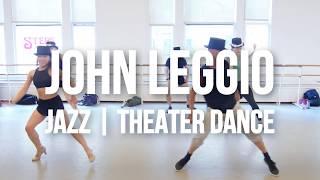 John Leggio | Jazz / Theater Dance | Steps on Broadway