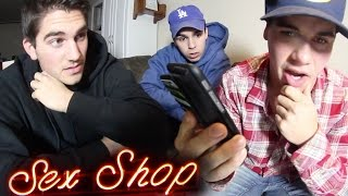 Returning Things To SEX Shops Prank Call