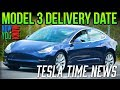 watch he video of Tesla Time News - Model 3 Delivery Date!