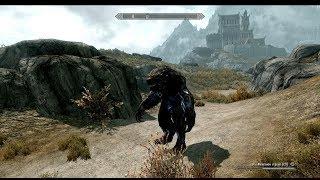 The Elder Scrolls V: Skyrim. Мертвый трэлл. Медведь-оборотень. Прохождение от SAFa