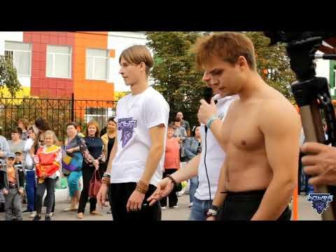 Чемпионат и Первенство по Воркауту в г. Нижний Ломов