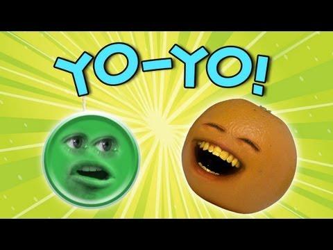 Annoying Orange - Yo-Yo! (Ft. Jacksfilms)