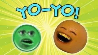 annoying orange yo yo ft jacksfilms