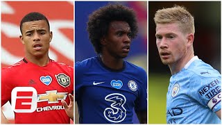 Why Man United, Man City, Wolves and Chelsea will be at a disadvantage next season | ESPN FC