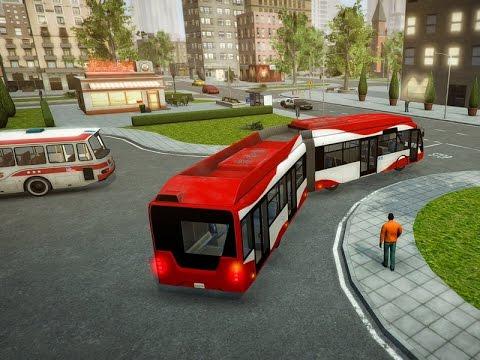 Bus Simulator Pro 2017 iOS