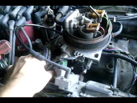 1990 c1500, 57L TBI, buzzing from IAC valve  YouTube