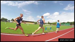 Latvian championship in athletics - 2nd day