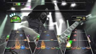 Guitar Hero Metallica The Unforgiven Gameplay