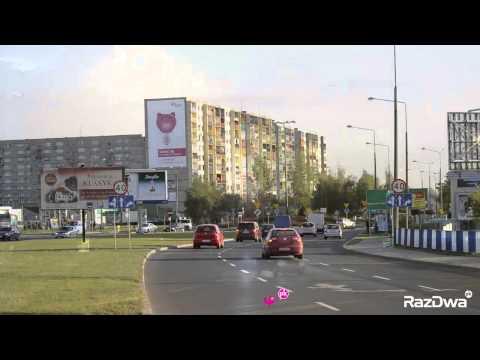 RazDwa reklama wielkoformatowa Zabrze Korfantego Multikino TAURON wkrec sie