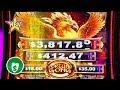 ⭐️ New - Fortune Gong Phoenix slot machine, 2 sessions, bonus