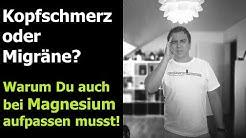 Magnesium - Magnesiummangel - Migräne Behandlung