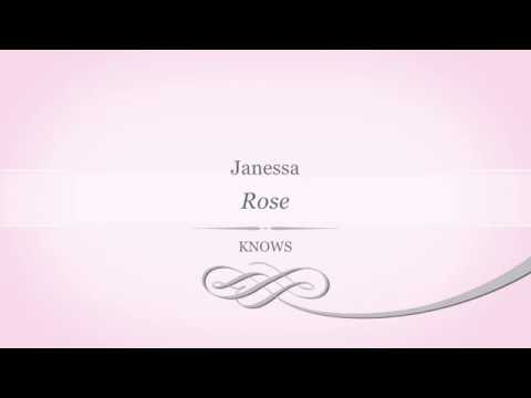 JANESSA ROSE INSECURITY IN RELATIONSHIPS