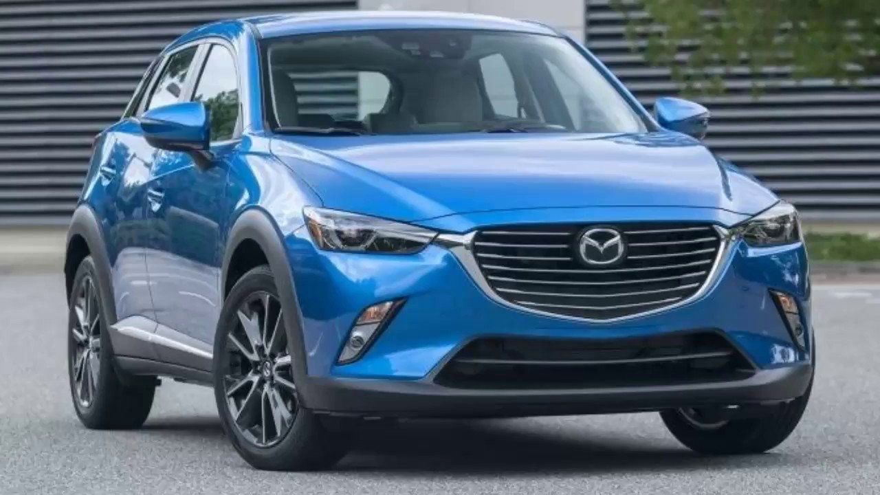 2018 mazda cx3 suv youtube. Black Bedroom Furniture Sets. Home Design Ideas