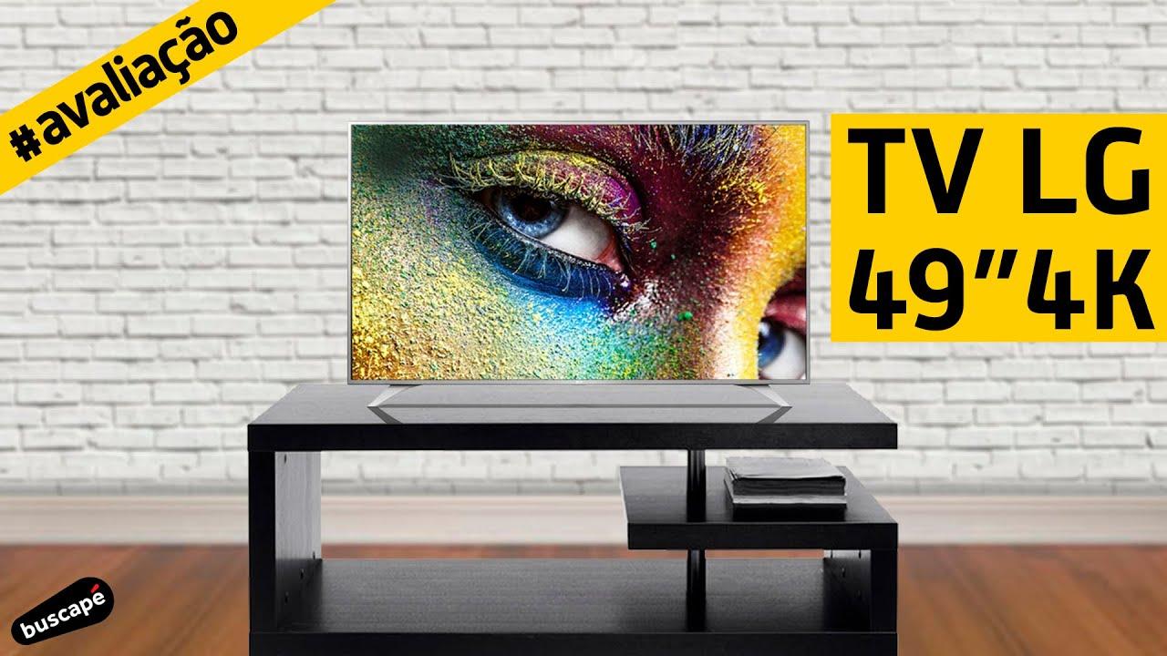 5d202e064 Avaliação da TV LG 49