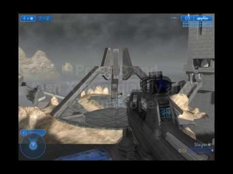 Halo 2 Tutorial - BXR, BXB, BXZ, Doubleshot and Grenade Launch